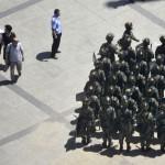 f82856b07cb14b599ec916d8e6e9943b-a26b613616e345af940e2ae989d57537-11-150x150 İşgalçi Çin Doğu Türkistana Çok Sayıda asker sevk etti.