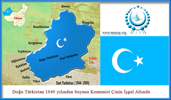 uygur-turkistan unutulan vatan Doğu Türkistan