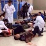 online-pictures-show-doctors-treating-the-injured-12-150x150 Çin'deki saldırıdan görüntüler