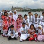 984148227418669-150x150 Uygur Öğrenciler Türk Dünyası Çocuk şölenine katıldı.