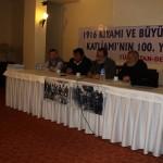 IMG_1621-150x150 1916 kıyamı ve Büyük Türkistan katliamının 100. Yıl dönümü konulu konferans  gerçekleşti.
