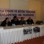 IMG_1642-150x150 1916 kıyamı ve Büyük Türkistan katliamının 100. Yıl dönümü konulu konferans  gerçekleşti.