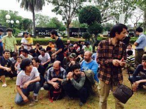 taylandtiki-uyghur-musapir1-300x225 Tayland'da Uygur mahkumlar tünel kazarak kaçtı