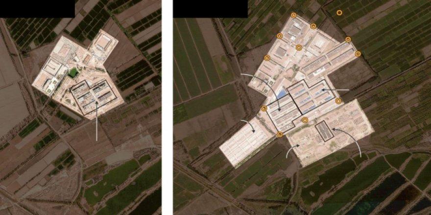 245549 WSJ: Çin'de Uygurlara yönelik 'siyasi eğitim kampları' genişletildi