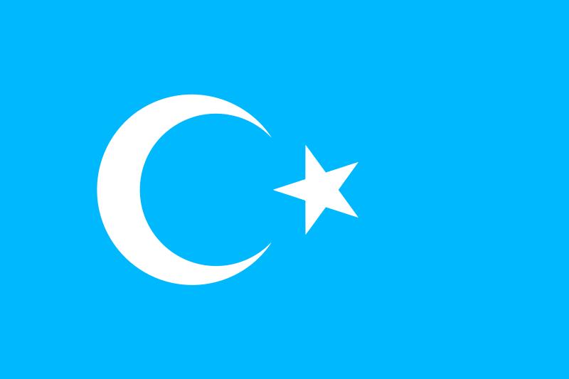 gokbayrak unutulan vatan Doğu Türkistan