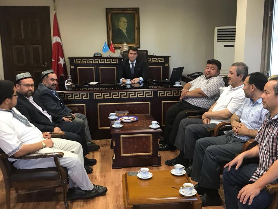42500490_716325165401789_4087652694955655168_n-1 Beşiktaş Kaymakamı ziyaret ettik