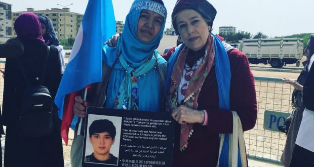 Af Örgütü: 'Türkiye Uygur Türkleri'ne Uygulanan Zulmü Dile Getirmeli' ile ilgili görsel sonucu