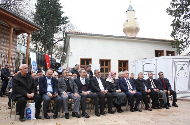 """16960892_620x410-1 """"Gönül Sultanlarının Ağırlandığı Tekke Kaşgari Dergahı"""" tanıtım toplantısı"""