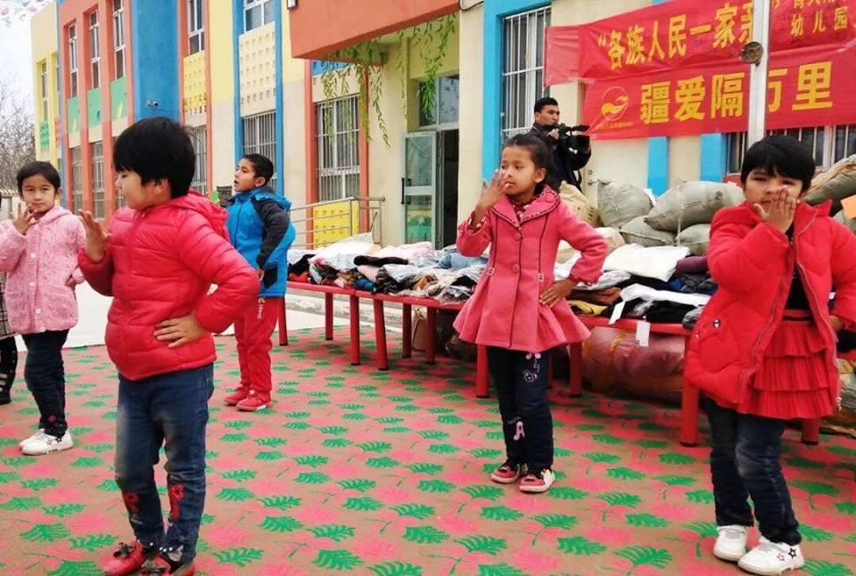 46110212_492307607941836_3917795787894947840_n Çin Uygur çocuklarını ailelerinden koparıp devlet yetimhanelerine yerleştirmeye zorluyor