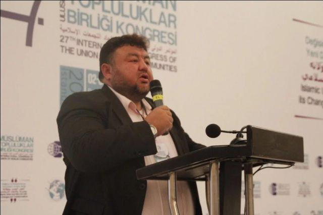 Hidayetullah-Oguzhan-sozde-640x426 Uluslararası Müslüman Topluluklar Birliği Kongresinin sonuç bildirisinde Doğu Türkistan
