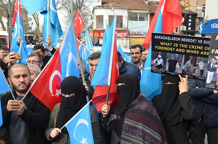 galeri_cin_zulmu_beykoz_-13_BauBMhCzck Çin Devleti'nin asimilasyon politikalarına maruz kalan Doğu Türkistan için Beykoz halkı öfkülendi