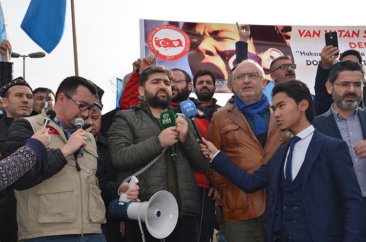 galeri_cin_zulmu_beykoz_-5_z0ZHFcyn9v Çin Devleti'nin asimilasyon politikalarına maruz kalan Doğu Türkistan için Beykoz halkı öfkülendi