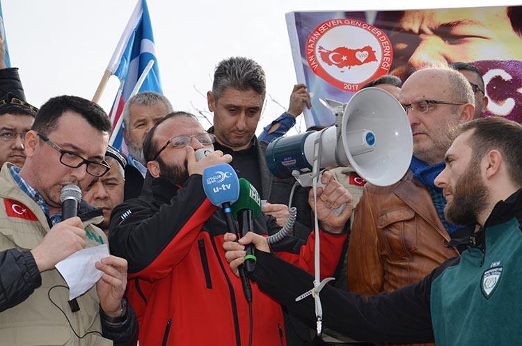 galeri_cin_zulmu_beykoz_-6_1wZSzEm4p9 Çin Devleti'nin asimilasyon politikalarına maruz kalan Doğu Türkistan için Beykoz halkı öfkülendi