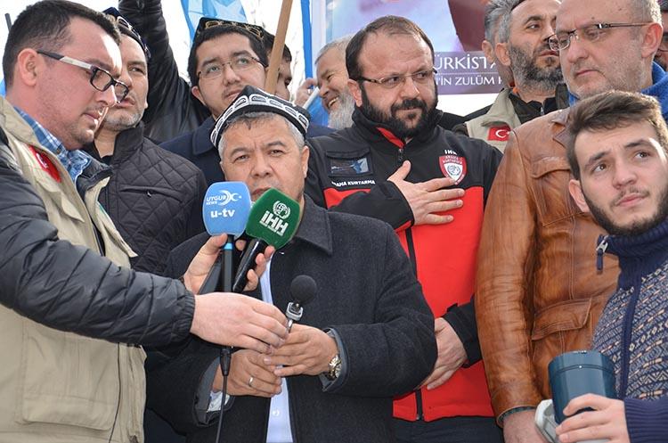 galeri_cin_zulmu_beykoz_-7_I0_gz4Cx0R Çin Devleti'nin asimilasyon politikalarına maruz kalan Doğu Türkistan için Beykoz halkı öfkülendi