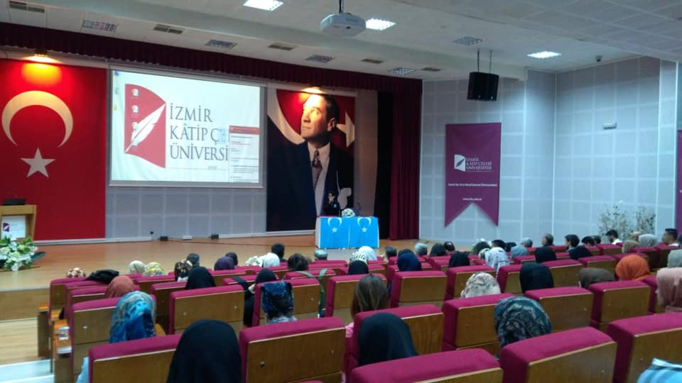 57118226_10218297375724463_5786239722820993024_n İzmir'de Kanayan yaramız Doğu Türkistan konulu Konferans düzenlendi