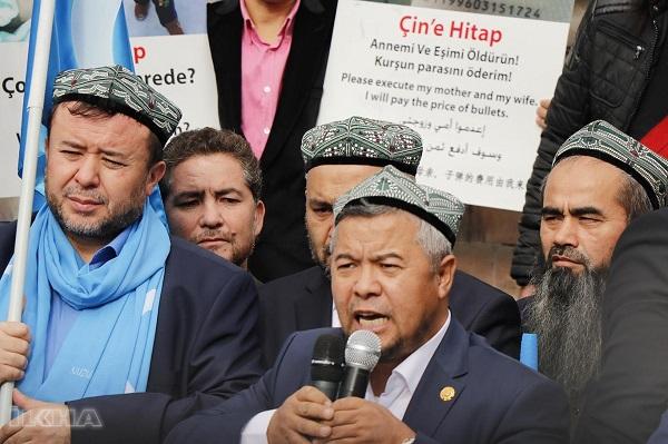 """Abdulahad-A2-1 """"Müslümanlar Doğu Türkistan'ın ikinci Endülüs olmasına seyirci mi kalacak!"""""""