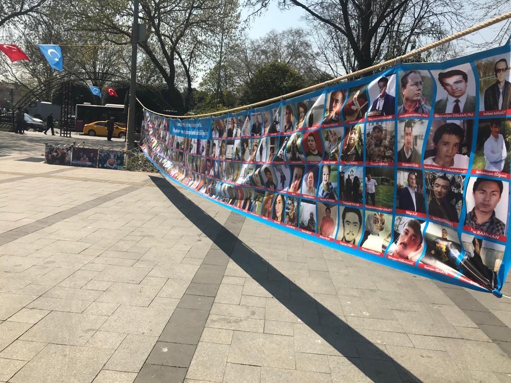 """Uyghur-medeniyet-ve-zulum-korgezmisi-001-1-1024x768 """"Doğu Türkistan Kültür ve Tanıtım Haftası"""" etkinliği gerçekleşti"""