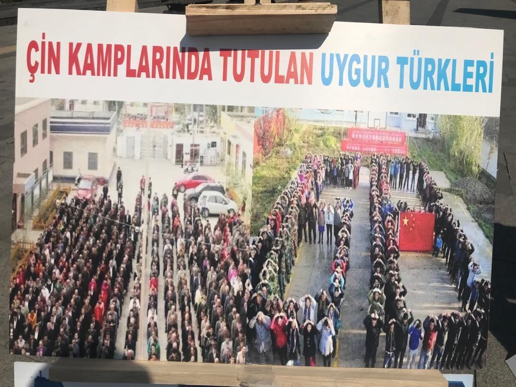 """Uyghur-medeniyet-ve-zulum-korgezmisi-01-1024x768 """"Doğu Türkistan Kültür ve Tanıtım Haftası"""" etkinliği gerçekleşti"""