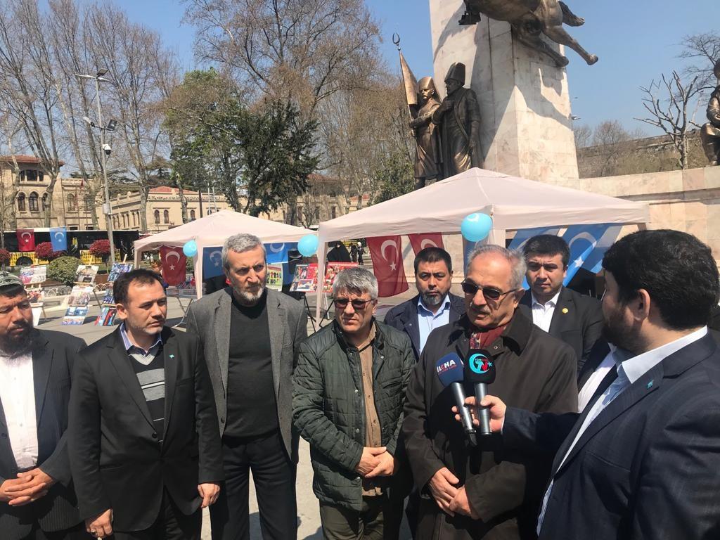 """WhatsApp-Image-2019-04-06-at-08.39.48-1-1024x768 """"Doğu Türkistan Kültür ve Tanıtım Haftası"""" etkinliği gerçekleşti"""