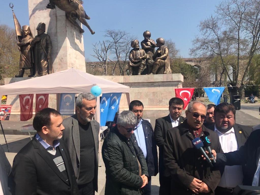 """WhatsApp-Image-2019-04-06-at-08.39.48-1024x767 """"Doğu Türkistan Kültür ve Tanıtım Haftası"""" etkinliği gerçekleşti"""