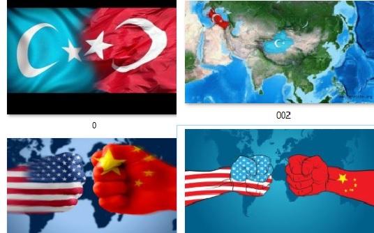 chin-ABD-DT-Turkiye Olası ABD Çin savaşında Doğu Türkistan ve Türkiye!