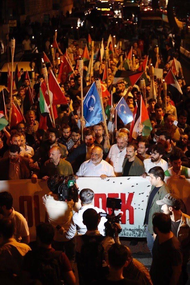 14AAE094-D1BF-464D-9267-4740A70B7923 Bülent Yıldırım: Doğu Türkistanlı kardeşlerimiz, şu anda dünyada en mazlum milleti