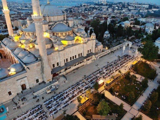 167A6506-0455-4794-A121-0A6DCEE207C1 Bülent Yıldırım: Doğu Türkistanlı kardeşlerimiz, şu anda dünyada en mazlum milleti
