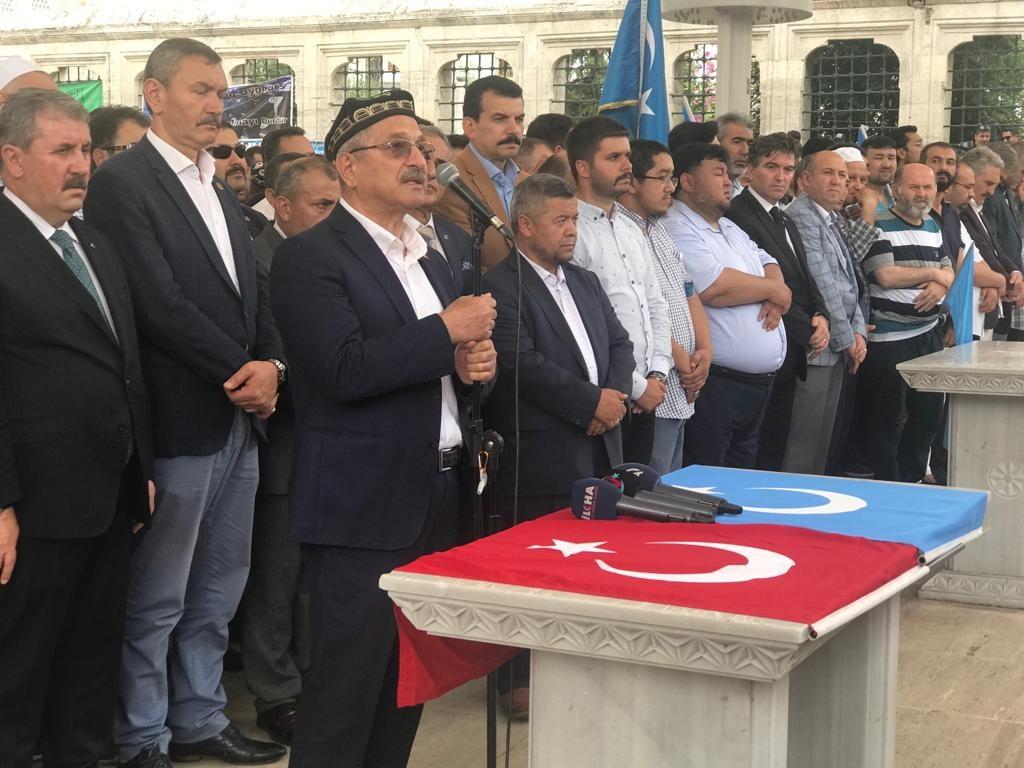 WhatsApp-Image-2019-06-21-at-15.15.54-1-1024x768 Doğu Türkistanlı yazar için gıyabi cenaze namazı kılındı
