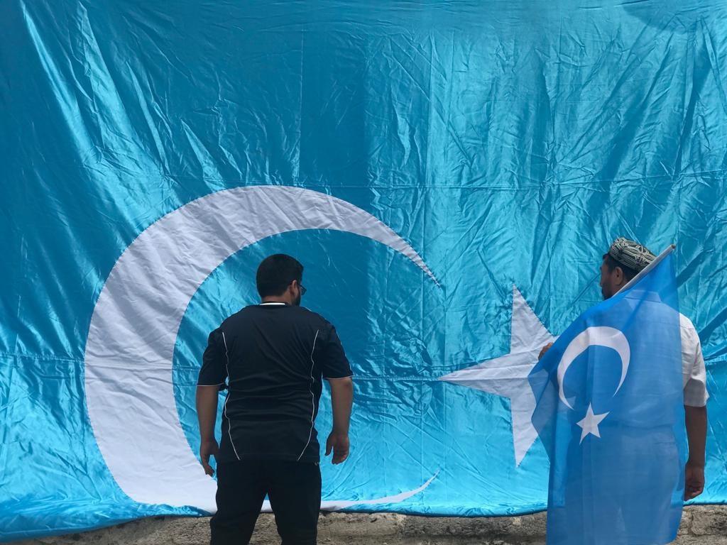WhatsApp-Image-2019-06-21-at-18.33.03-1024x768 Doğu Türkistanlı yazar için gıyabi cenaze namazı kılındı