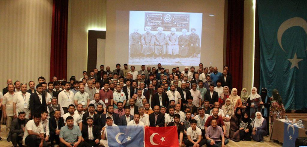 0F489D6C-44B7-4463-B010-6214741FB364-1024x493 Dünya Doğu Türkistanlılar Kardeşlik Buluşması ve 2. Doğu Türkistan Milli Birlik Şurası Sonuç Bildirisi.