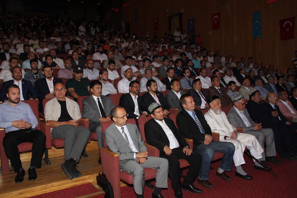 64972904_892868941080743_7786992109575208960_n-1 11. Dünya Doğu Türkistanlılar Kardeşlik Buluşması gerçekleşti