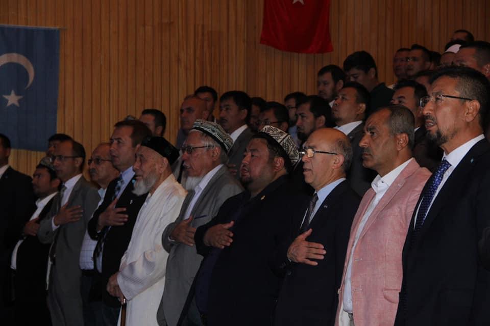 66443485_892868864414084_7129386067702054912_n-1 11. Dünya Doğu Türkistanlılar Kardeşlik Buluşması gerçekleşti
