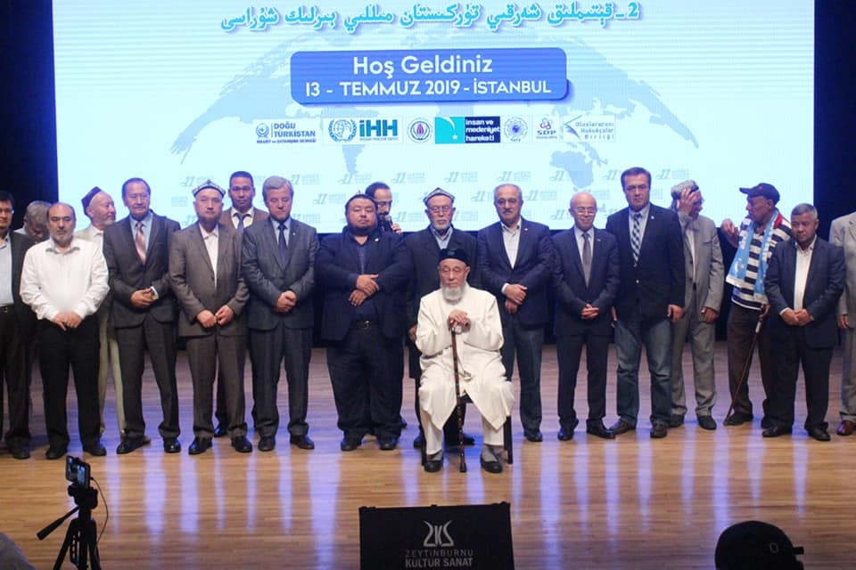 66481623_892865327747771_6635040292619681792_n 11. Dünya Doğu Türkistanlılar Kardeşlik Buluşması gerçekleşti
