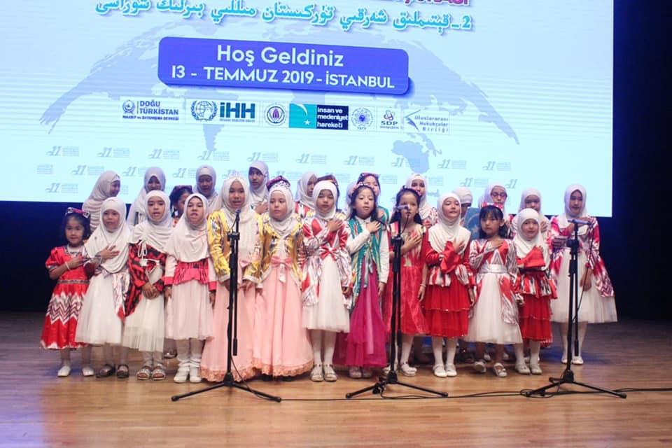 66491475_892866241081013_9120031597544865792_n 11. Dünya Doğu Türkistanlılar Kardeşlik Buluşması gerçekleşti