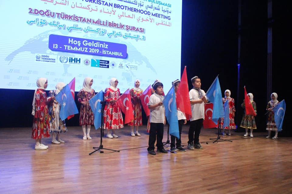 66517033_892866261081011_4568074671395700736_n 11. Dünya Doğu Türkistanlılar Kardeşlik Buluşması gerçekleşti