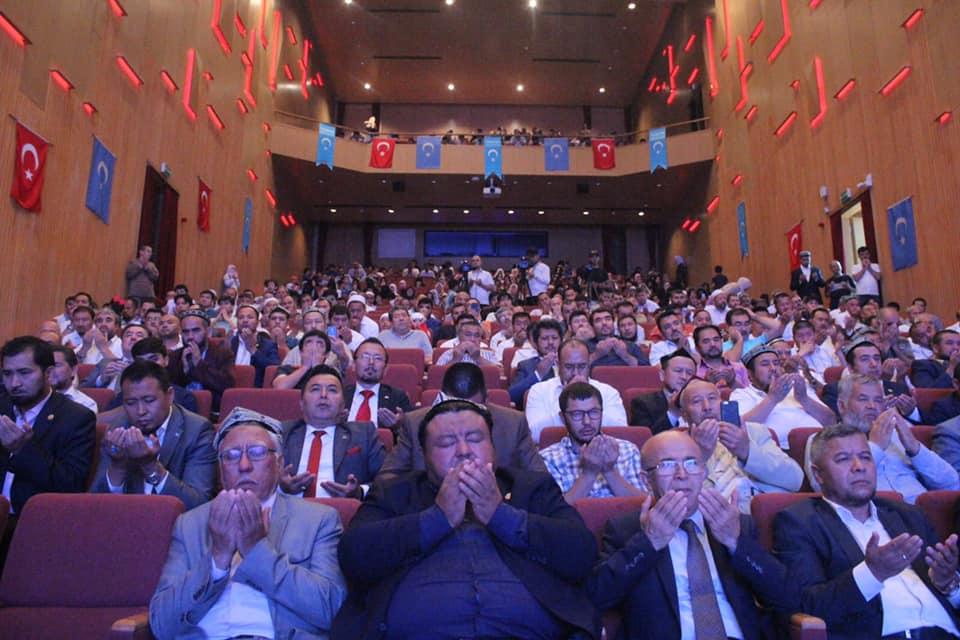 66606114_892866137747690_7984072374783836160_n 11. Dünya Doğu Türkistanlılar Kardeşlik Buluşması gerçekleşti