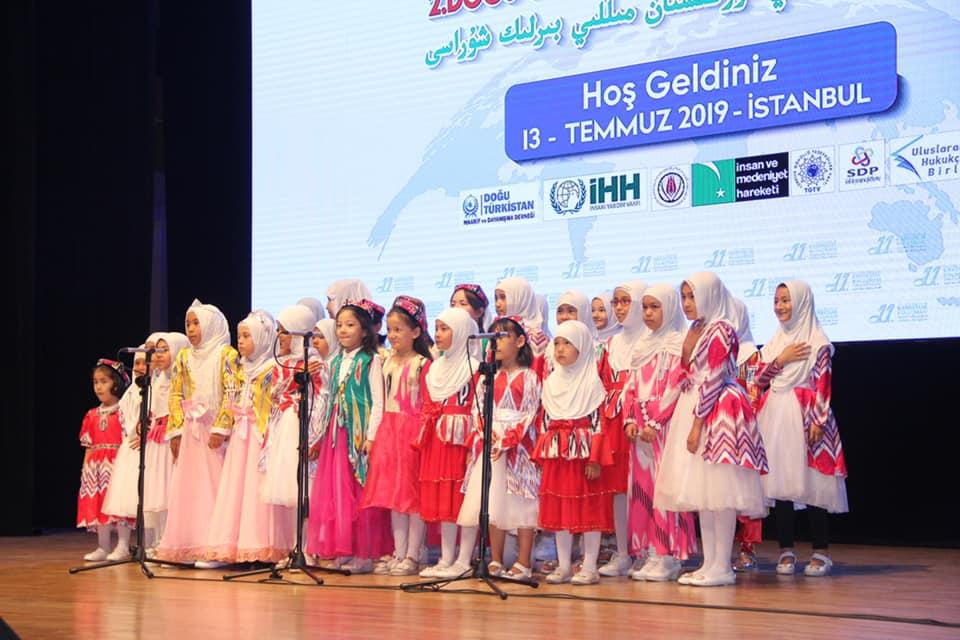 66678153_892868621080775_421879424711917568_n 11. Dünya Doğu Türkistanlılar Kardeşlik Buluşması gerçekleşti