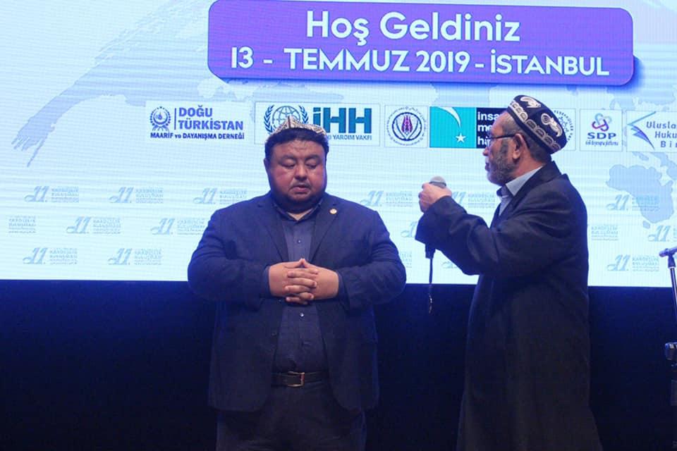 66793976_892866247747679_4851238068469891072_n 11. Dünya Doğu Türkistanlılar Kardeşlik Buluşması gerçekleşti