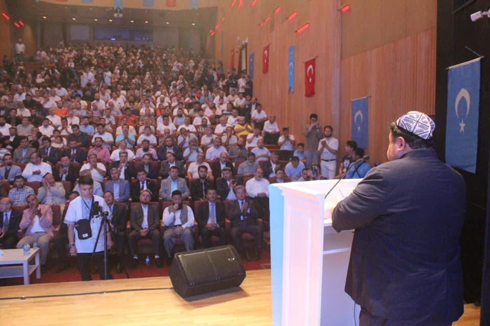 66798504_892866351081002_528468023233740800_n 11. Dünya Doğu Türkistanlılar Kardeşlik Buluşması gerçekleşti
