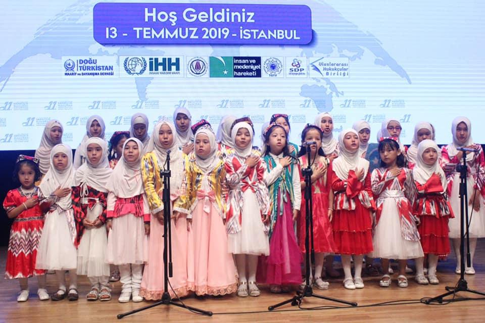 66816772_892865371081100_5398659228330098688_n 11. Dünya Doğu Türkistanlılar Kardeşlik Buluşması gerçekleşti