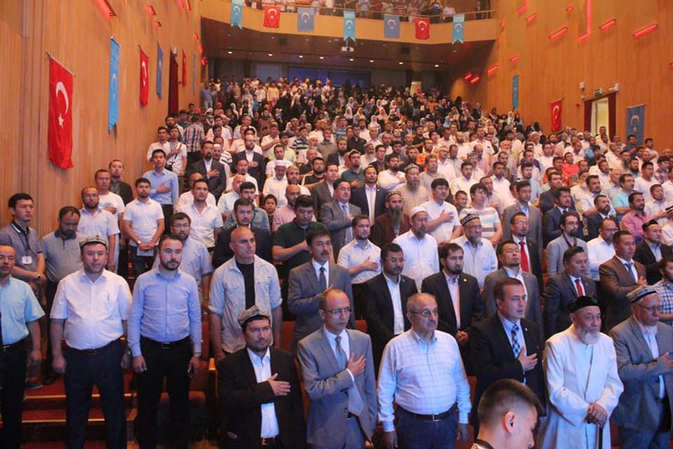 66829515_892865417747762_4597262904067096576_n 11. Dünya Doğu Türkistanlılar Kardeşlik Buluşması gerçekleşti
