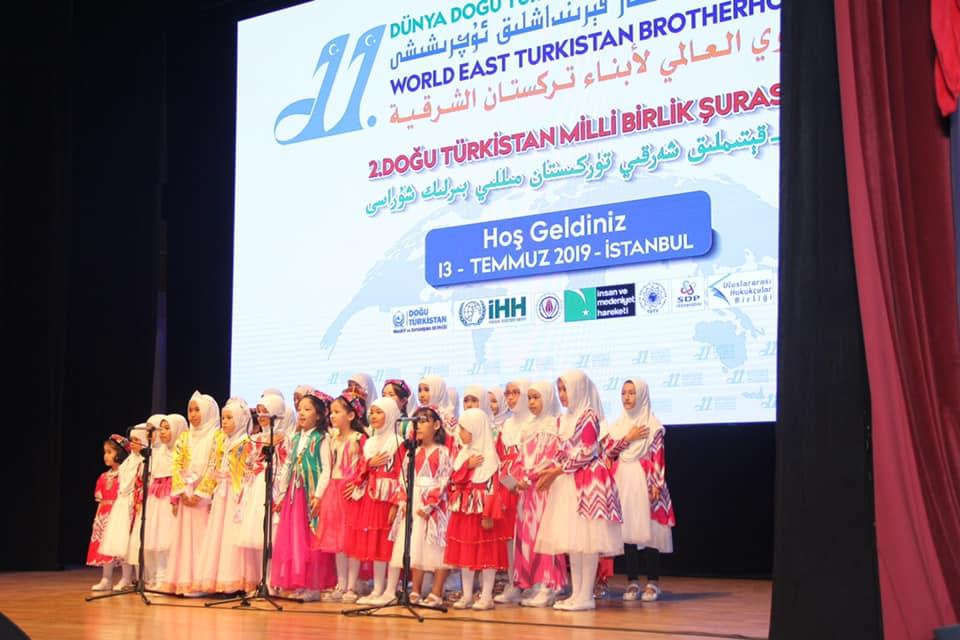 66851713_892868627747441_7633560196836491264_n 11. Dünya Doğu Türkistanlılar Kardeşlik Buluşması gerçekleşti