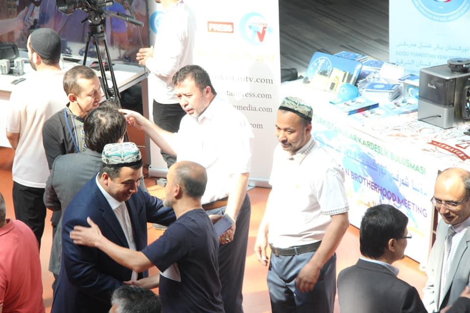 67058914_892865897747714_6999304126920130560_n 11. Dünya Doğu Türkistanlılar Kardeşlik Buluşması gerçekleşti