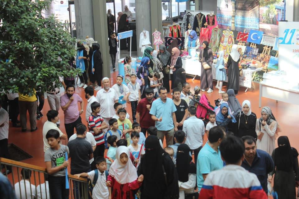 67347633_892865377747766_3246024338289197056_n 11. Dünya Doğu Türkistanlılar Kardeşlik Buluşması gerçekleşti