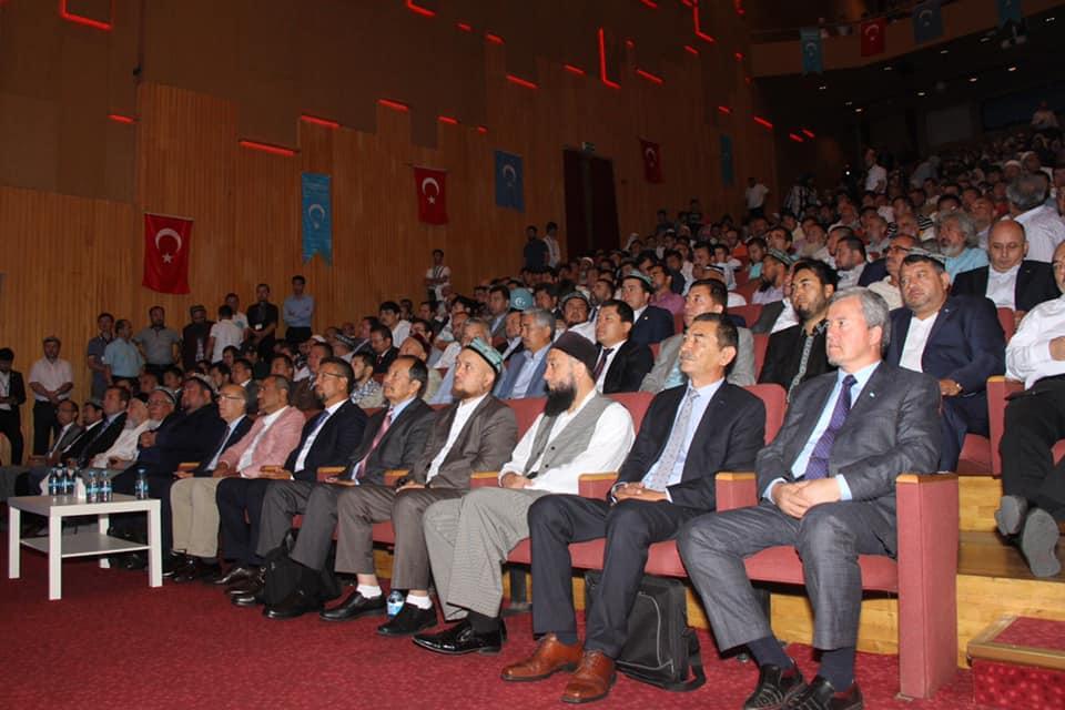 67352876_892868677747436_4179827237203214336_n 11. Dünya Doğu Türkistanlılar Kardeşlik Buluşması gerçekleşti