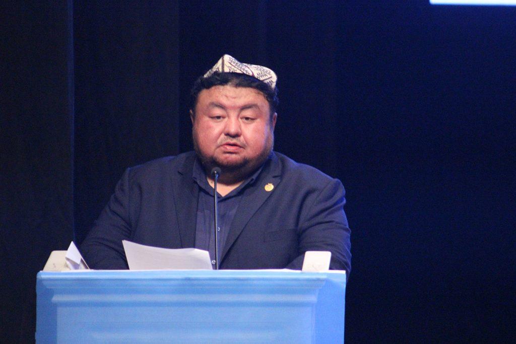 Hidayet-Oguzhan-sozde-1-1024x683 Hidayet Oğuzhan'ın 11.Dünya Doğu Türkistan Kardeşlik Buluşması açılış konuşması
