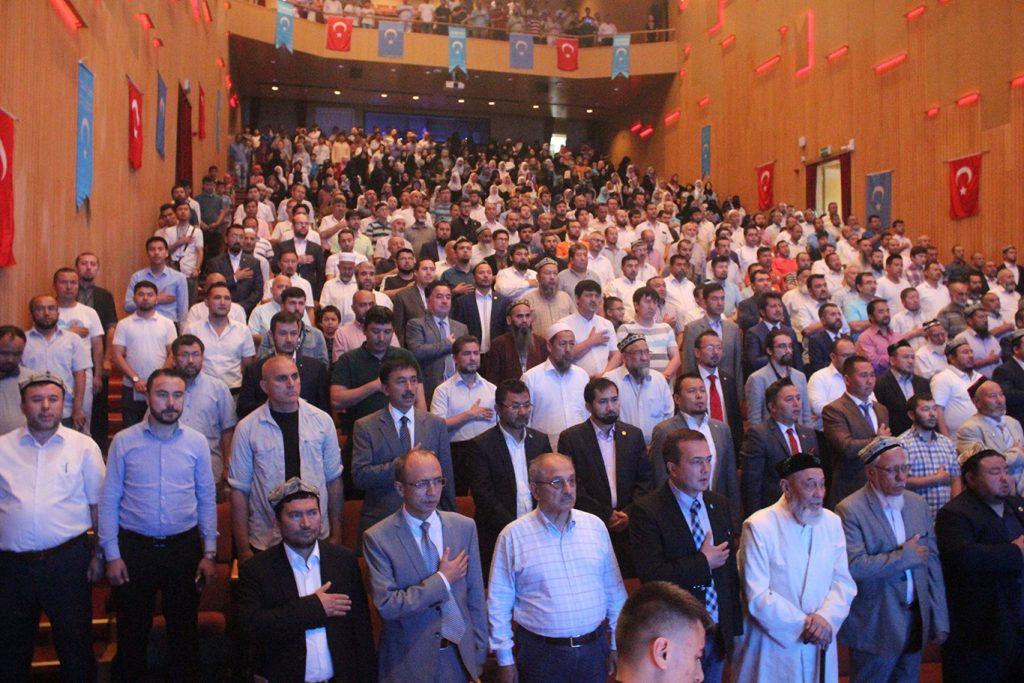 qerindashliq-yighinng-echilish-murasimidin-kurunushler-2019-7-15-002-1024x683 Hidayet Oğuzhan'ın 11.Dünya Doğu Türkistan Kardeşlik Buluşması açılış konuşması