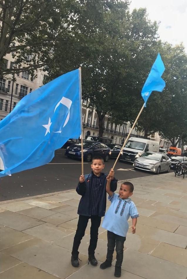 3c9dff88-80ea-4208-92a3-0231599f54ca LONDRA'DA BİRLEŞİK KRALLIK İŞÇİ PARTİLİLER ÇİN ZULMÜNÜ PROTESTO ETTİ!