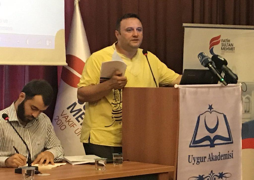 IMG_0384-1024x726 'Uygur Türklerine kimliklerini unutmaları için baskı yapılıyor'