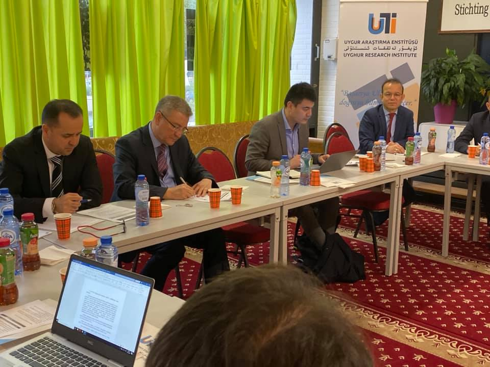 74887120_984716205229349_156744135682818048_n Hollanda'da 4. Doğu Türkistan Stratejik Müzakereler Toplantısı başladı